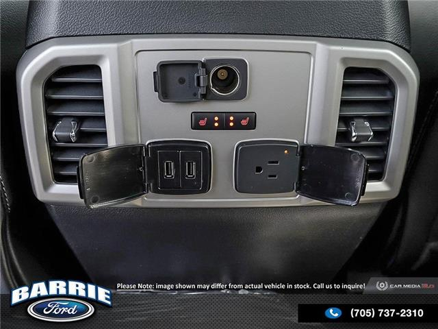 2019 Ford F-150 Lariat (Stk: T1055) in Barrie - Image 26 of 27