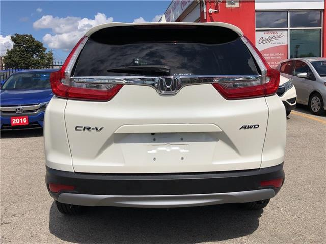 2017 Honda CR-V EX (Stk: 58435A) in Scarborough - Image 4 of 22