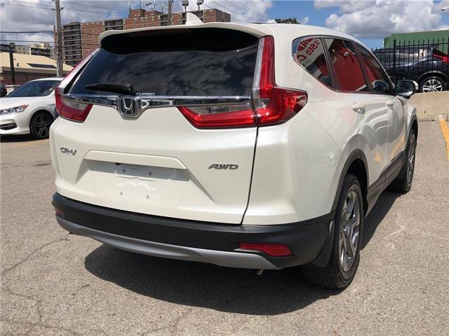 2017 Honda CR-V EX (Stk: 58435A) in Scarborough - Image 5 of 22
