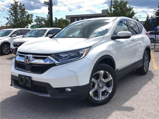 2017 Honda CR-V EX (Stk: 58435A) in Scarborough - Image 8 of 22