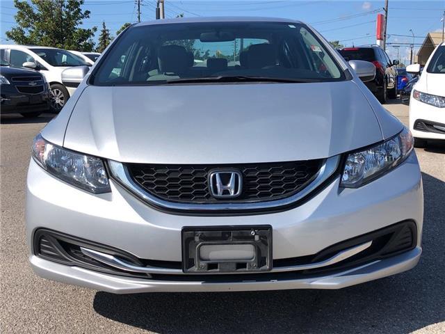 2015 Honda Civic LX (Stk: 58630DA) in Scarborough - Image 7 of 21