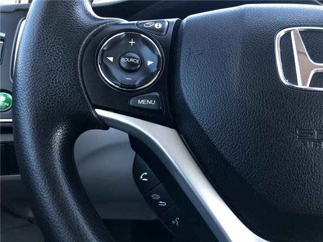 2015 Honda Civic LX (Stk: 58630DA) in Scarborough - Image 11 of 21