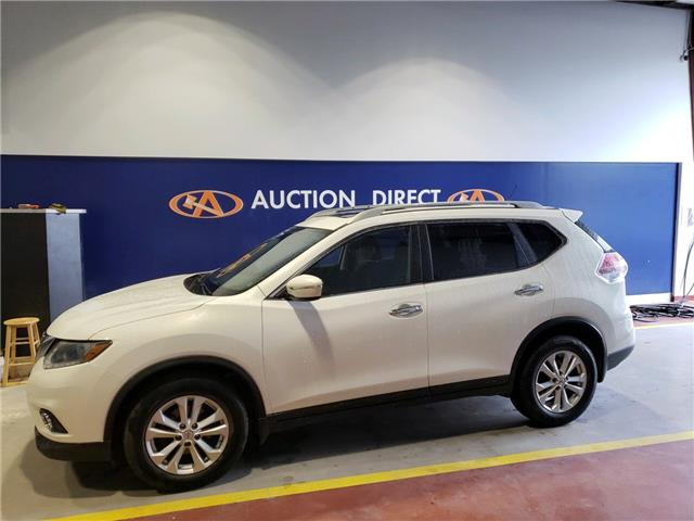 2014 Nissan Rogue SV (Stk: M758525) in Moncton - Image 1 of 11