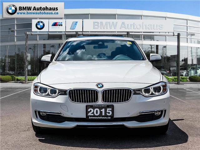 2015 BMW 328d xDrive (Stk: P8634A) in Thornhill - Image 2 of 31