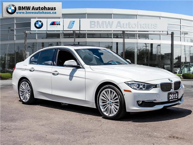 2015 BMW 328d xDrive (Stk: P8634A) in Thornhill - Image 3 of 31