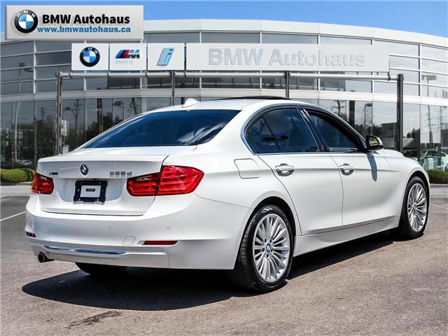 2015 BMW 328d xDrive (Stk: P8634A) in Thornhill - Image 5 of 31