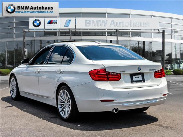 2015 BMW 328d xDrive (Stk: P8634A) in Thornhill - Image 7 of 31