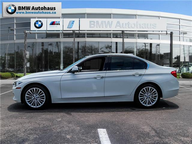 2015 BMW 328d xDrive (Stk: P8634A) in Thornhill - Image 8 of 31
