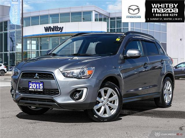 2015 Mitsubishi RVR GT (Stk: 190420B) in Whitby - Image 1 of 27