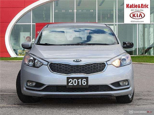 2016 Kia Forte  (Stk: FO19117A) in Mississauga - Image 3 of 25