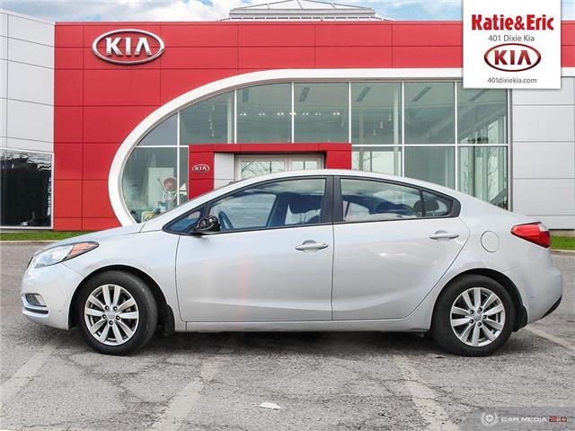 2016 Kia Forte  (Stk: FO19117A) in Mississauga - Image 4 of 25