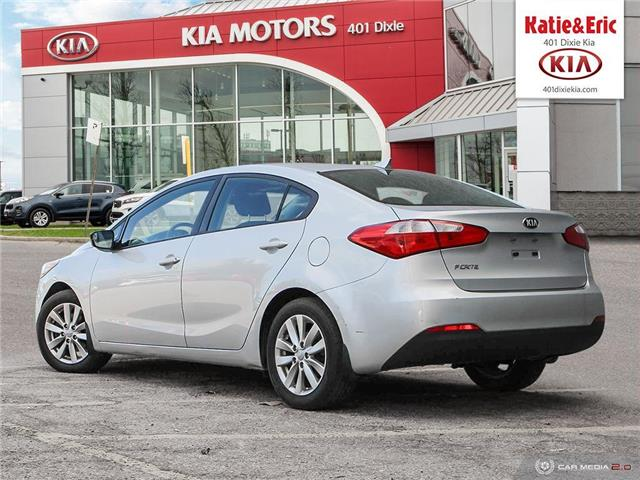 2016 Kia Forte  (Stk: FO19117A) in Mississauga - Image 5 of 25