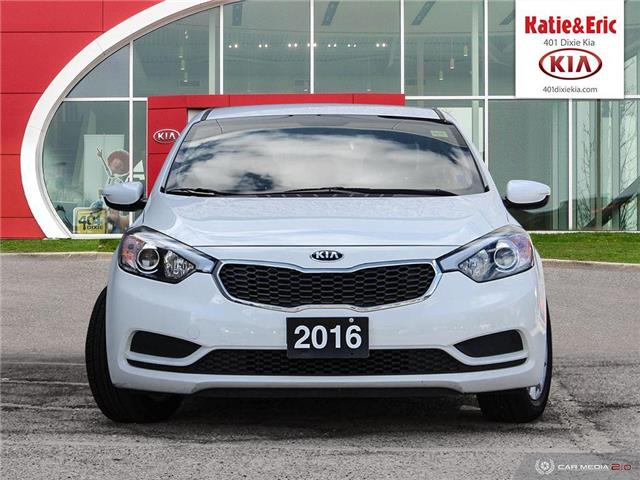 2016 Kia Forte 1.8L LX (Stk: ST20014A) in Mississauga - Image 3 of 26