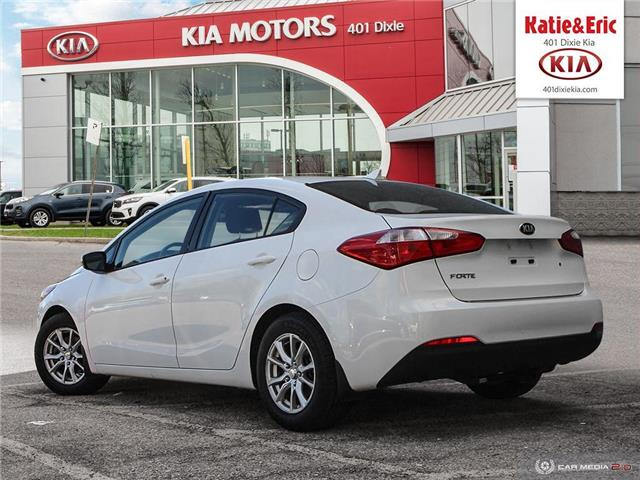 2016 Kia Forte 1.8L LX (Stk: ST20014A) in Mississauga - Image 5 of 26