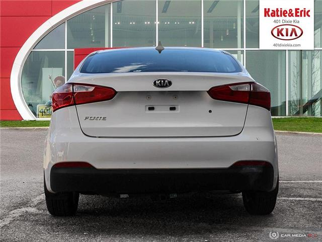 2016 Kia Forte 1.8L LX (Stk: ST20014A) in Mississauga - Image 6 of 26