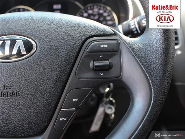 2016 Kia Forte 1.8L LX (Stk: ST20014A) in Mississauga - Image 15 of 26