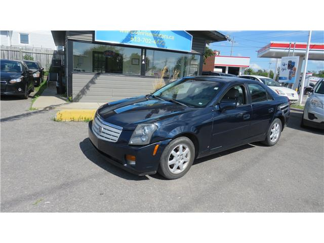2006 Cadillac CTS Base (Stk: A047) in Ottawa - Image 2 of 24
