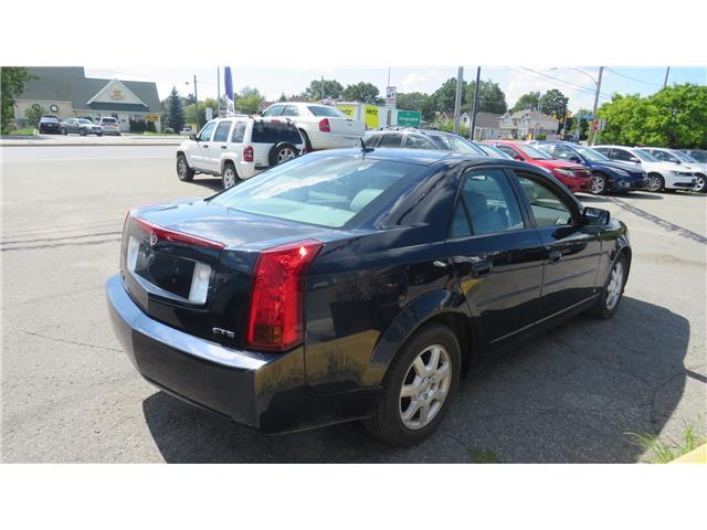 2006 Cadillac CTS Base (Stk: A047) in Ottawa - Image 4 of 24