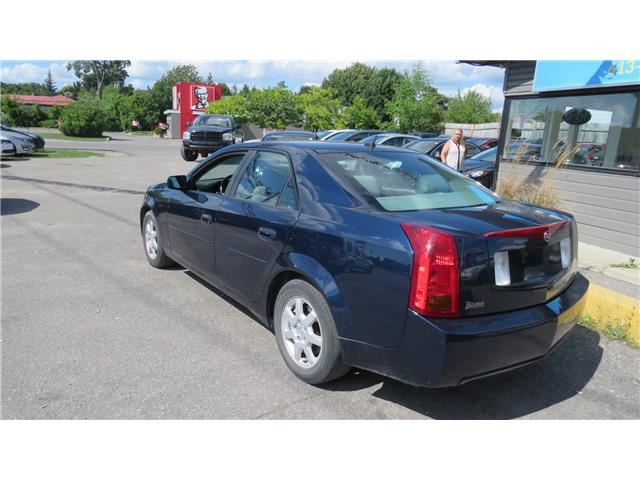 2006 Cadillac CTS Base (Stk: A047) in Ottawa - Image 6 of 24