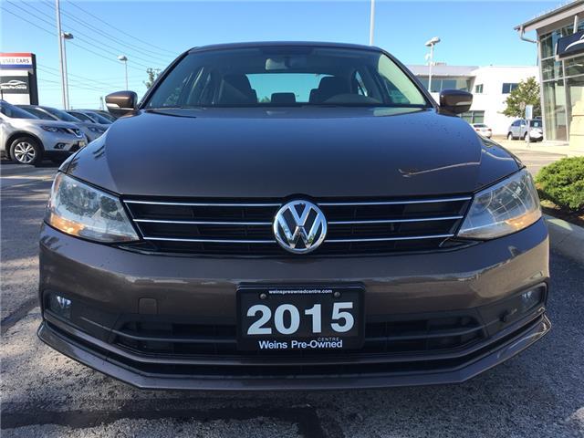 2015 Volkswagen Jetta 2.0 TDI Trendline+ (Stk: 1785W) in Oakville - Image 2 of 25