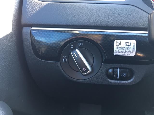 2015 Volkswagen Jetta 2.0 TDI Trendline+ (Stk: 1785W) in Oakville - Image 16 of 25