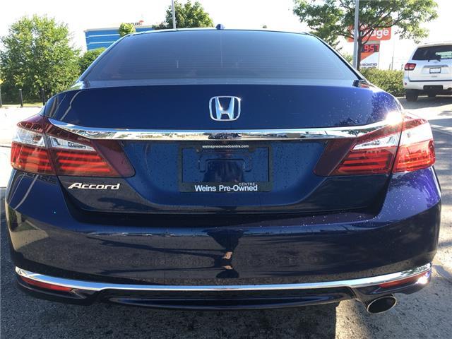 2016 Honda Accord EX-L (Stk: 1786W) in Oakville - Image 6 of 32