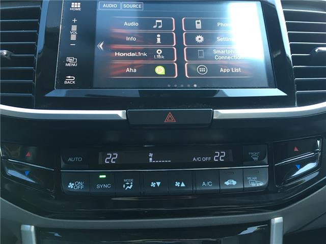 2016 Honda Accord EX-L (Stk: 1786W) in Oakville - Image 26 of 32
