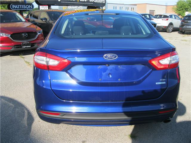 2014 Ford Fusion SE (Stk: 19129A) in Stratford - Image 4 of 23