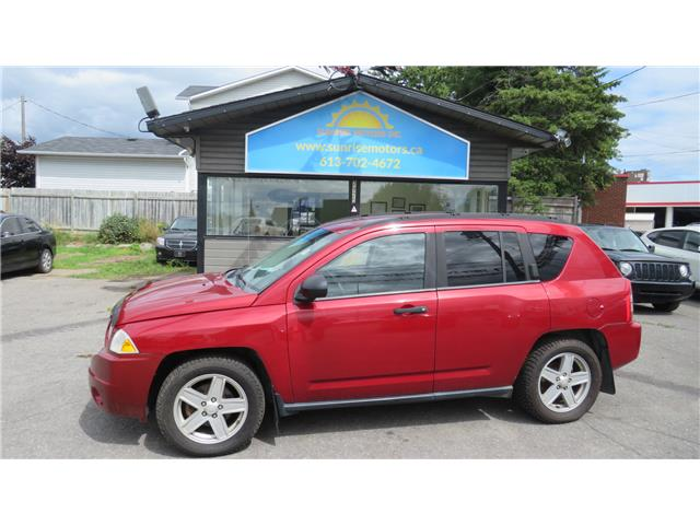 2007 Jeep Compass Sport/North (Stk: A025) in Ottawa - Image 1 of 9