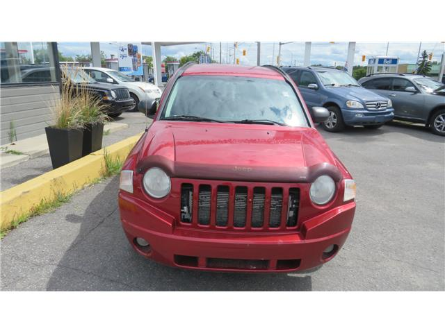 2007 Jeep Compass Sport/North (Stk: A025) in Ottawa - Image 3 of 9