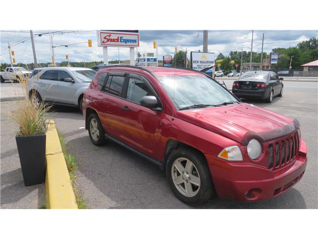 2007 Jeep Compass Sport/North (Stk: A025) in Ottawa - Image 4 of 9