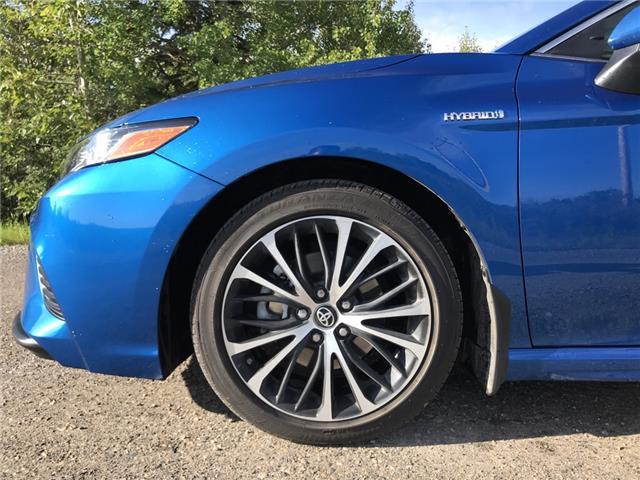 2018 Toyota Camry Hybrid SE (Stk: 2909) in Cochrane - Image 9 of 16