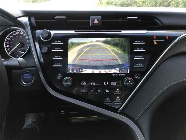 2018 Toyota Camry Hybrid SE (Stk: 2909) in Cochrane - Image 14 of 16