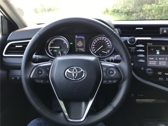 2018 Toyota Camry Hybrid SE (Stk: 2909) in Cochrane - Image 15 of 16