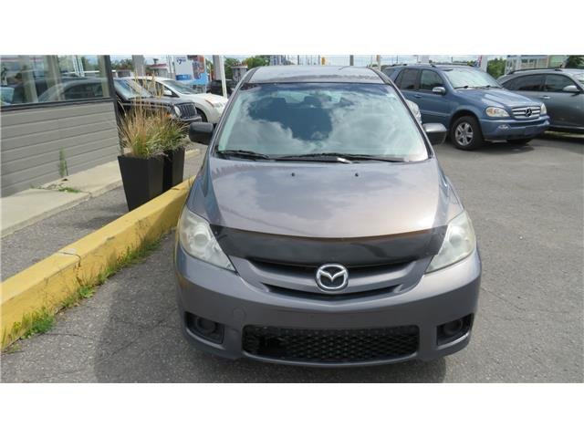 2007 Mazda Mazda5 GS (Stk: A017) in Ottawa - Image 3 of 21