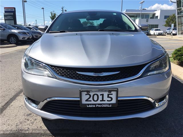 2015 Chrysler 200 Limited (Stk: 1787W) in Oakville - Image 2 of 27