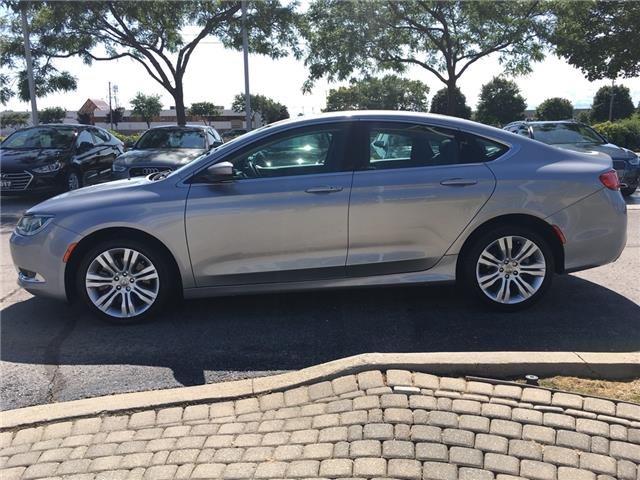 2015 Chrysler 200 Limited (Stk: 1787W) in Oakville - Image 4 of 27