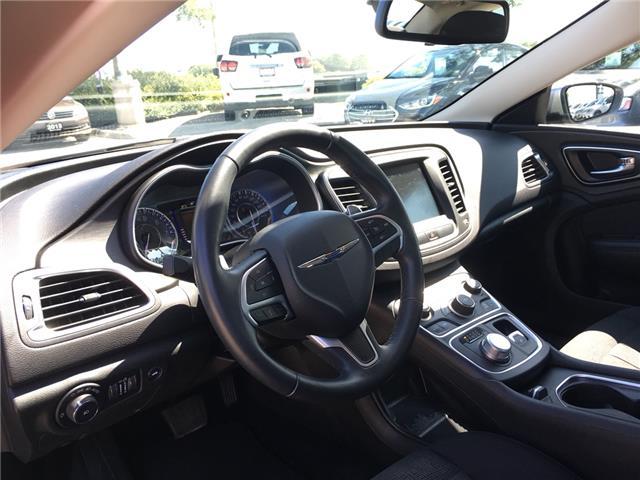 2015 Chrysler 200 Limited (Stk: 1787W) in Oakville - Image 11 of 27