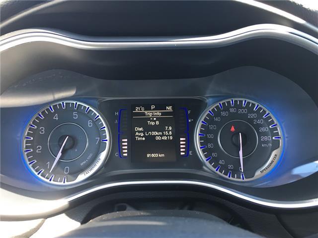 2015 Chrysler 200 Limited (Stk: 1787W) in Oakville - Image 16 of 27