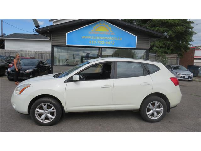 2009 Nissan Rogue S (Stk: ) in Ottawa - Image 1 of 19