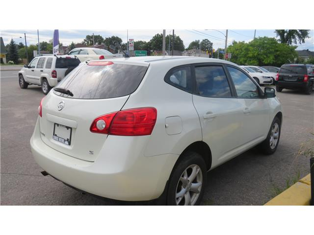 2009 Nissan Rogue S (Stk: ) in Ottawa - Image 5 of 19