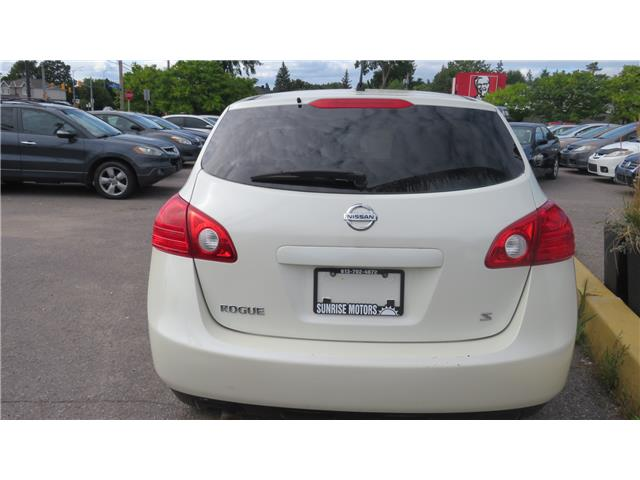2009 Nissan Rogue S (Stk: ) in Ottawa - Image 6 of 19