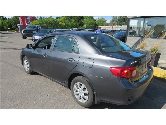 2009 Toyota Corolla CE (Stk: A185) in Ottawa - Image 7 of 18