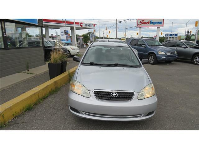 2007 Toyota Corolla CE (Stk: ) in Ottawa - Image 3 of 10