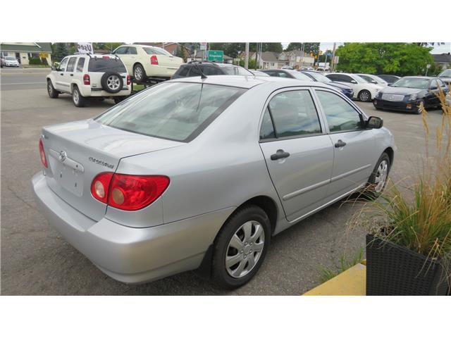 2007 Toyota Corolla CE (Stk: ) in Ottawa - Image 5 of 10