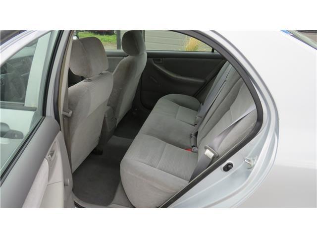 2007 Toyota Corolla CE (Stk: ) in Ottawa - Image 8 of 10