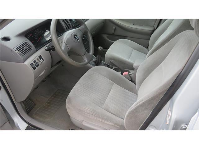 2007 Toyota Corolla CE (Stk: ) in Ottawa - Image 9 of 10