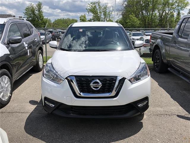 2019 Nissan Kicks SR (Stk: RY19K100) in Richmond Hill - Image 1 of 5