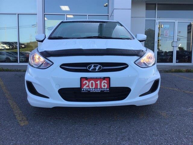 2016 Hyundai Accent GL (Stk: H12166A) in Peterborough - Image 5 of 19