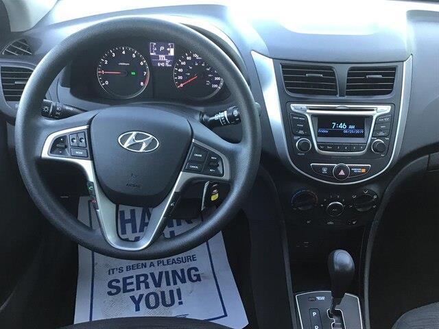 2016 Hyundai Accent GL (Stk: H12166A) in Peterborough - Image 13 of 19